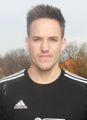 Fehlt am Sonntag verletzungsbedingt: Maurice Schlüßlhuber.