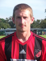 Traf zum 1:2 - Jens Theligmann.