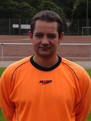 Spielte das dritte Mal in Folge mit seinem Abwehrverbund zu Null: Marius Hampel