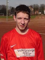 Kann trotz seines Krankenhausbesuches am vergangenen Sonntag wohl spielen: Marcel Rudoff.
