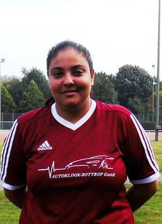 Tamana Ahmadi erzielte ihren dritten Saisontreffer.