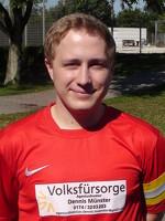 Konnte einen Elfmeter parieren: Torhüter Marian Osterhoff.