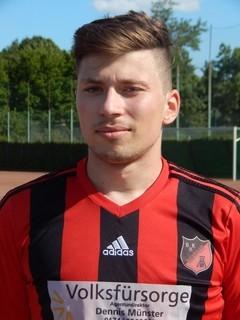 Traf zum 1:0 für BRK: Adrian Reiß.