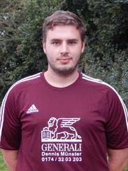 Fehlt am Sonntag: BRK III-Spielertrainer Marco Klaus.