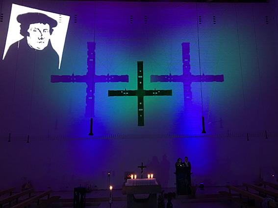 Evangelische Kirche 2018