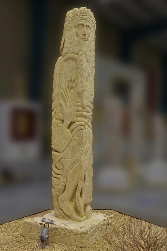 Moïse - Haut 260 cm