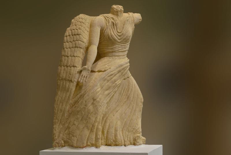 Victoire grecque - Haut. 210 cmc