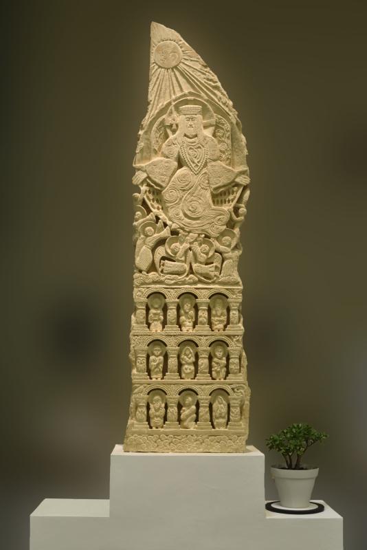 Le Christ du Bel Acuel - Haut. 310 cm