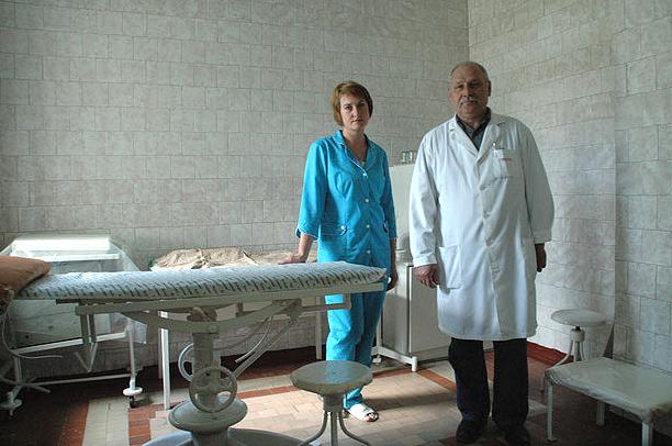 Die Stiftung Hof Schlüter unterstützt u.a. ukrainische Krankenhäuser