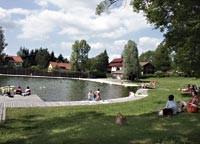 Moorbadeanlage Schönsee