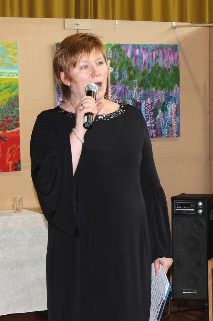 Frau Nadja Holtberg ( Vorsitzende des MKKs)