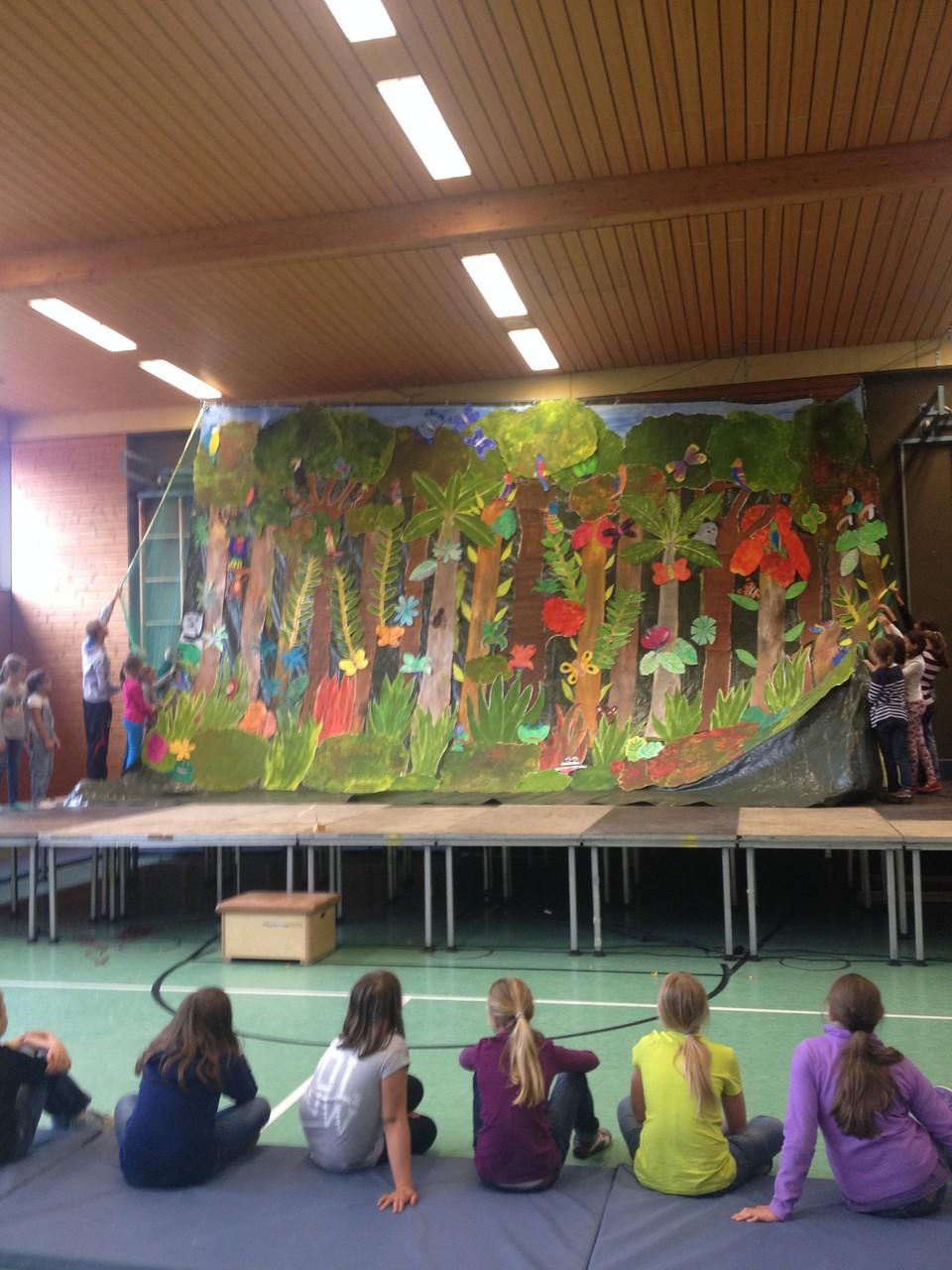 Unser Musical Drachenland  am 12.07.2014 war ein voller Erfolg