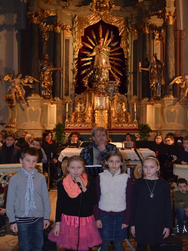 """Unser weihnachtliches """"Offenes Singen"""" am 07.12.2014 ..."""