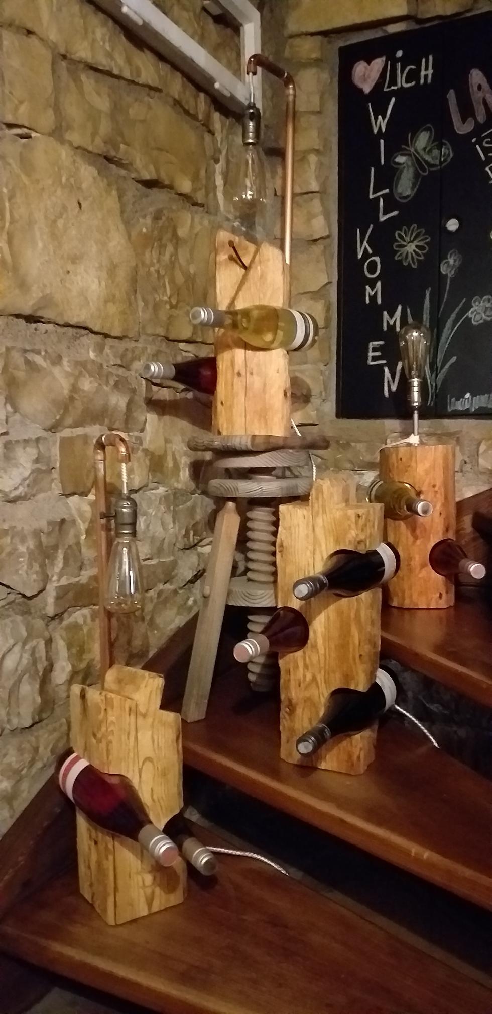 Guter Wein verdient es richtig in Szene gesetzt zu werden