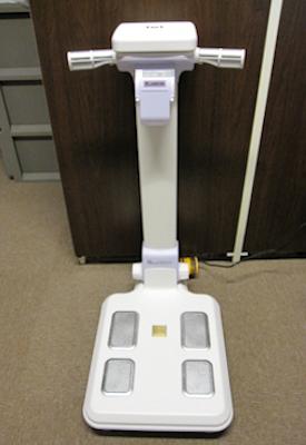 体成分分析機