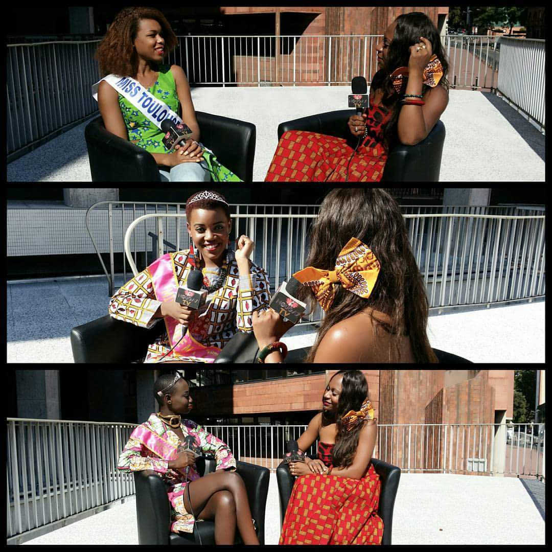 Miss Afrique Midi-Pyrenées