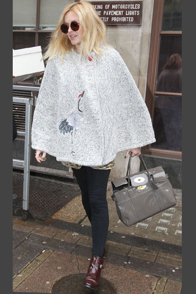 Fearne Cotton La it girl británica la luce aprovechando su embarazo. ¡Perfecta!