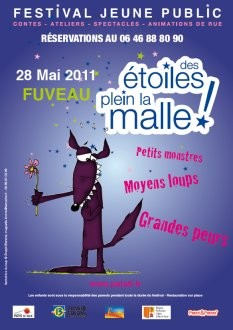 2011 : Petits monstres, Moyens  loups, Grandes peurs !