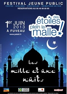 2013 : Les mille et une nuits