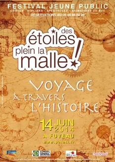 2014 : Voyage à travers l'histoire