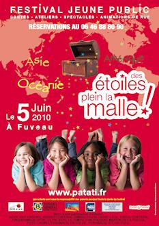2010 : D'ici et d'ailleurs  (Asie / Océanie / Amérique)