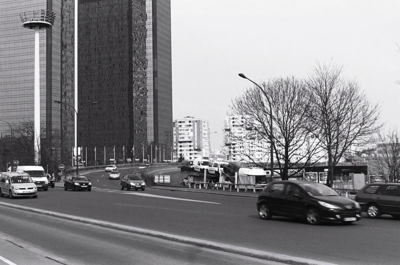 Porte de Bagnolet © Mathieu Kauffmann