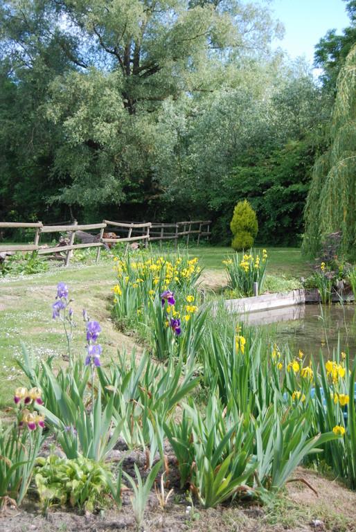 Notre jardin en baie de somme chambres d 39 h tes baie de - Chambre d hotes en baie de somme ...
