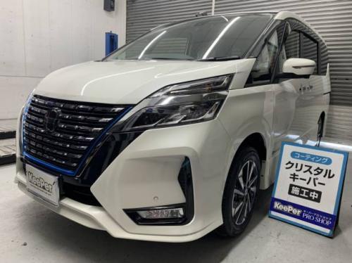 洗車 松山市 キーパーラボ松山 キーパーコーティング オートバックス保免店 新車 経年車