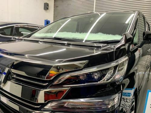 クリスタルキーパー 松山 洗車 新車コーティング キーパーラボと同等のサービスを展開しています。