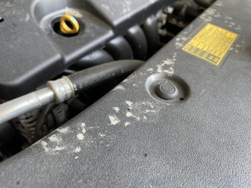洗車 松山市 キーパーラボ松山 キーパーコーティング オートバックス セルフ松前SC前給油所 エンジンルーム