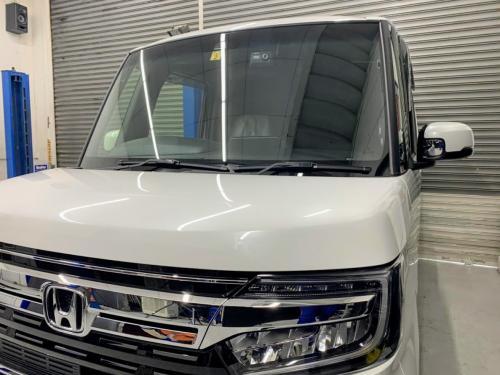 洗車 松山 新車コーティング 代替えコーティング キーパー フッ素ガラスコーティング