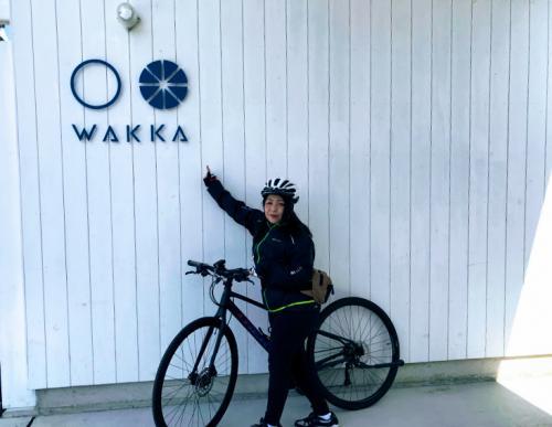 洗車 松山市 キーパーラボ松山 キーパーコーティング オートバックス保免店 新車コーティング サイクリング
