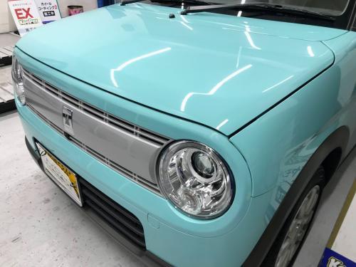ダイヤモンドキーパー 松山 新車コーティング キーパーラボと同等のサービスを展開しています。