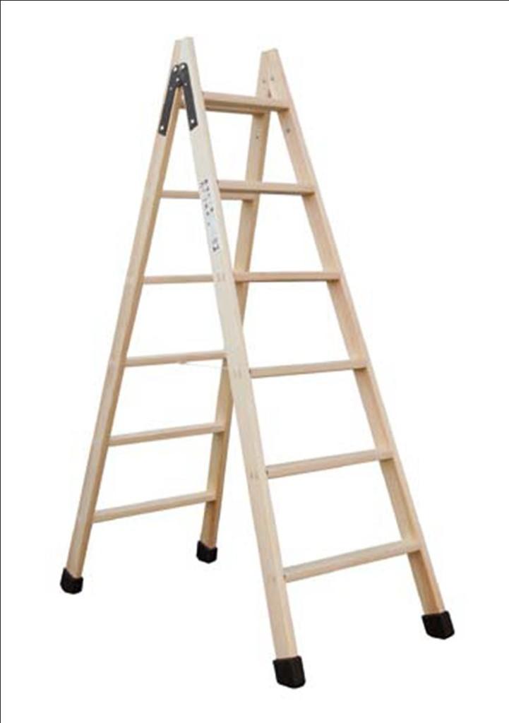 Escalera de madera modelo classic small lift - Peldanos escalera madera ...