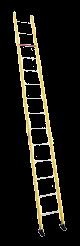 Escalera de fibra