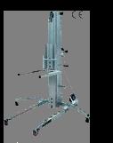 Elevador de material o de carga