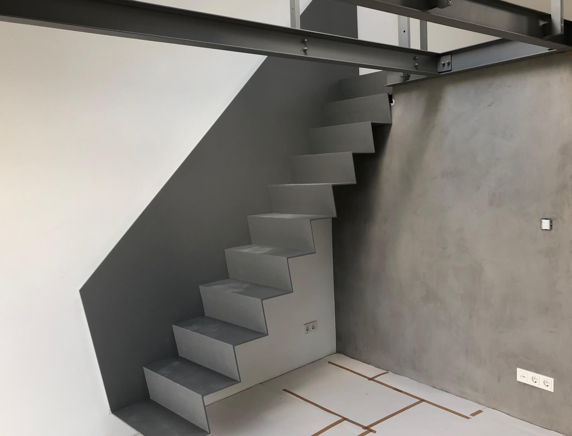 Design Stahltreppen- Neuss & Düsseldorf Thomas Classen Metallbau GmbH