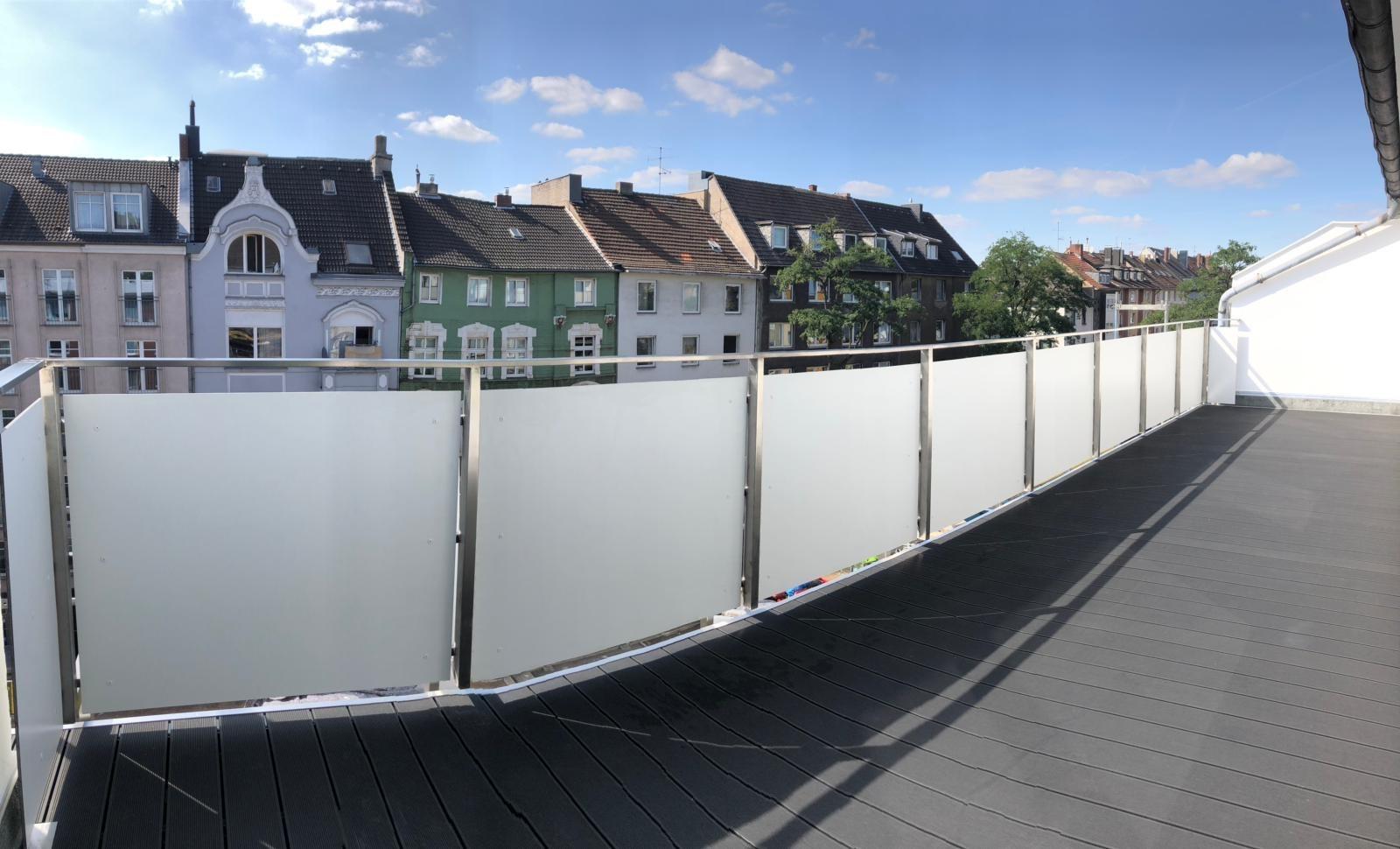 Balkongeländer- Neuss Düsseldorf Thomas Classen Metallbau GmbH