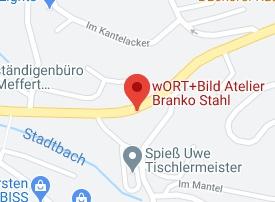 Atelier Branko Stahl on Map