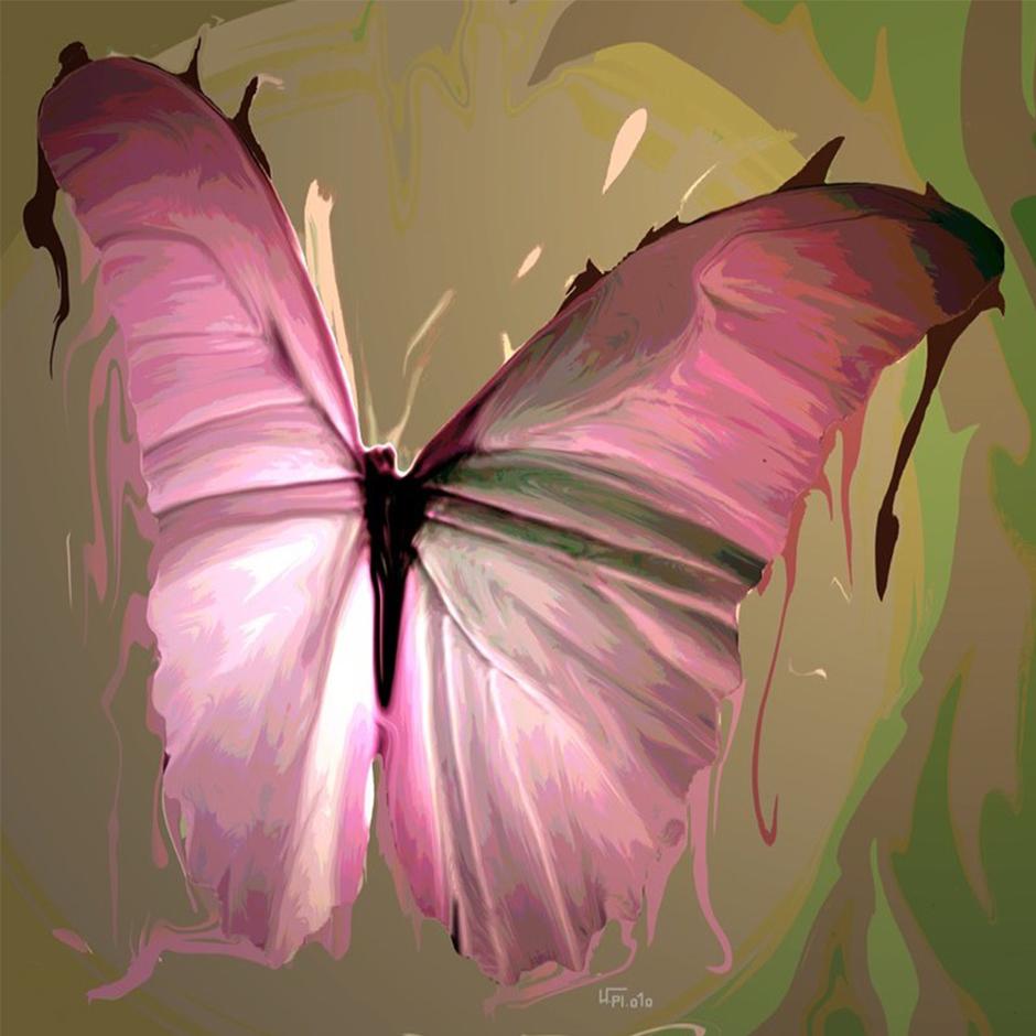 Kunstwerk: My Butterfly