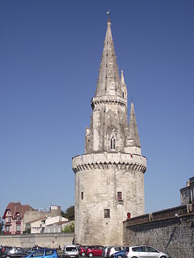La tour de la lanterne