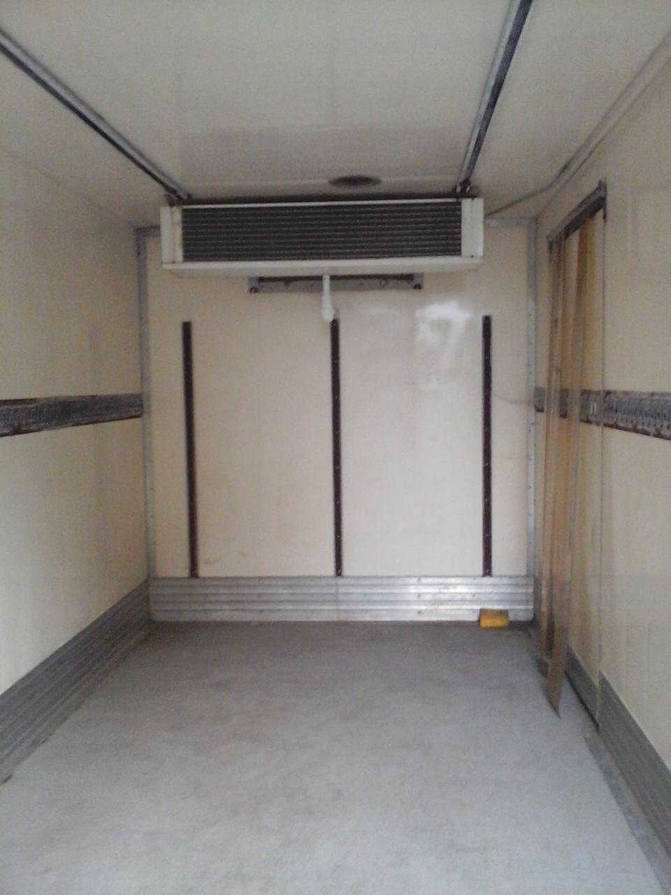 La chambre froide ou caisse frigorifique permet de maitriser la température