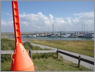 Baltrum Hafen