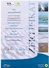 Nationalpark Wattführer