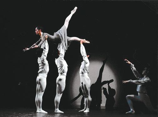 2017年11月公演   「~躍動~ 牧阿佐美バレヱ団  よみうり大手町ホール特別公演」 より 「コンスタンチア」