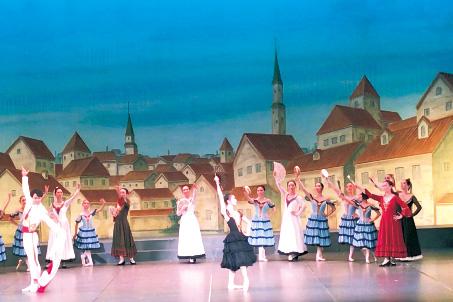 2018年11月 斉藤聡美クラシックバレエ 第10回記念発表会にゲスト出演