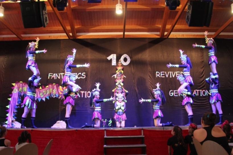 Dance Stars, TRS Oppenheim