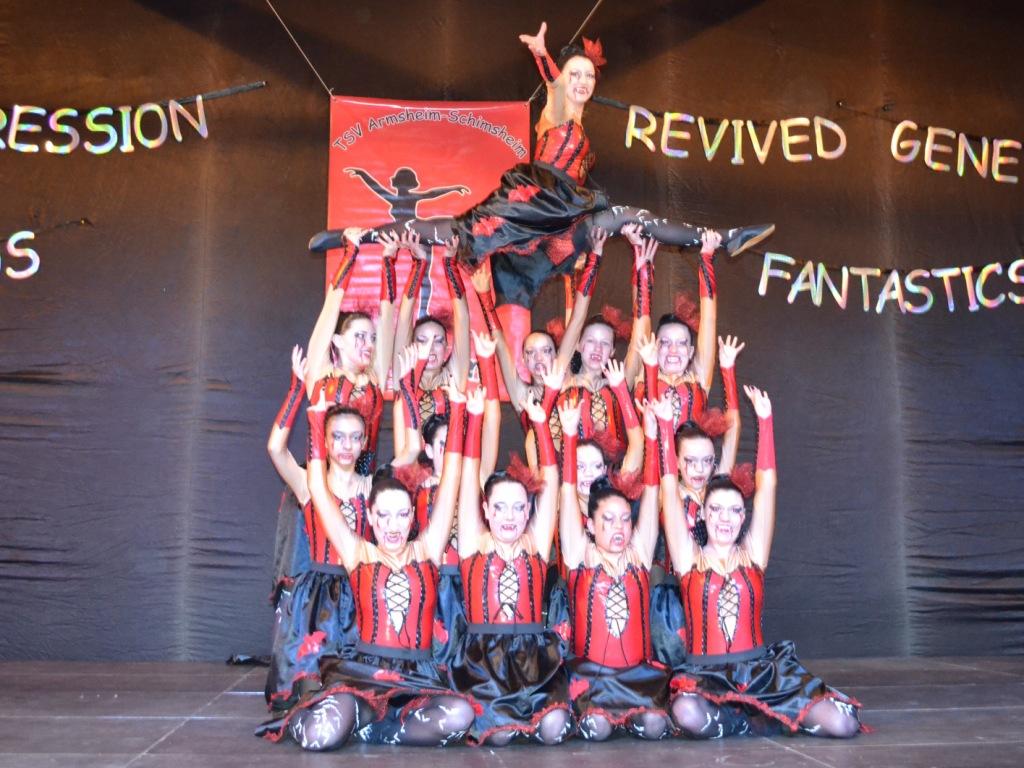 Dance Revolution, VfL Frei-Weinheim