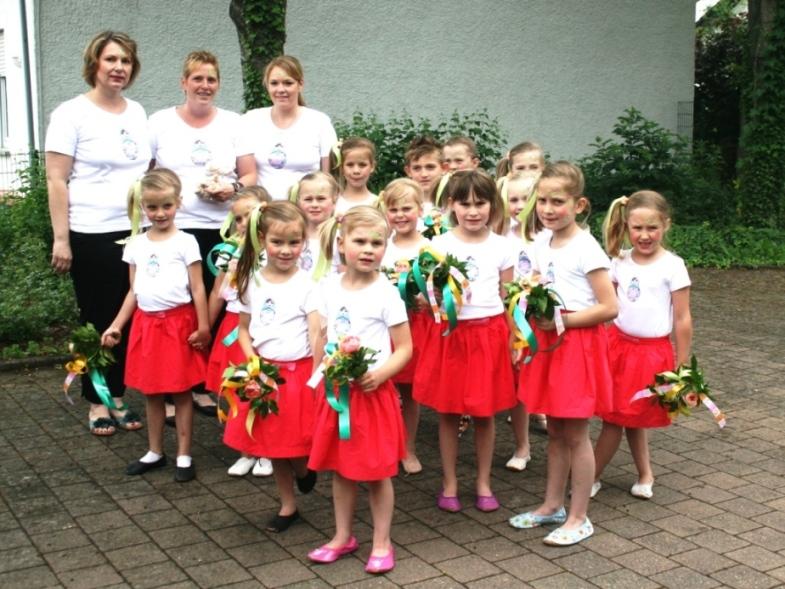 Dance Kids, TSV Armsheim-Schimsheim