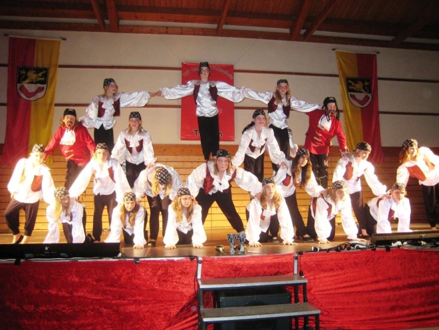 Fesche Teens, TSV Armsheim-Schimsheim